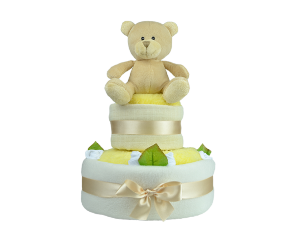Neutral Teddy Two Tier