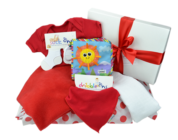 Vibrant Red - Medium Gift Box