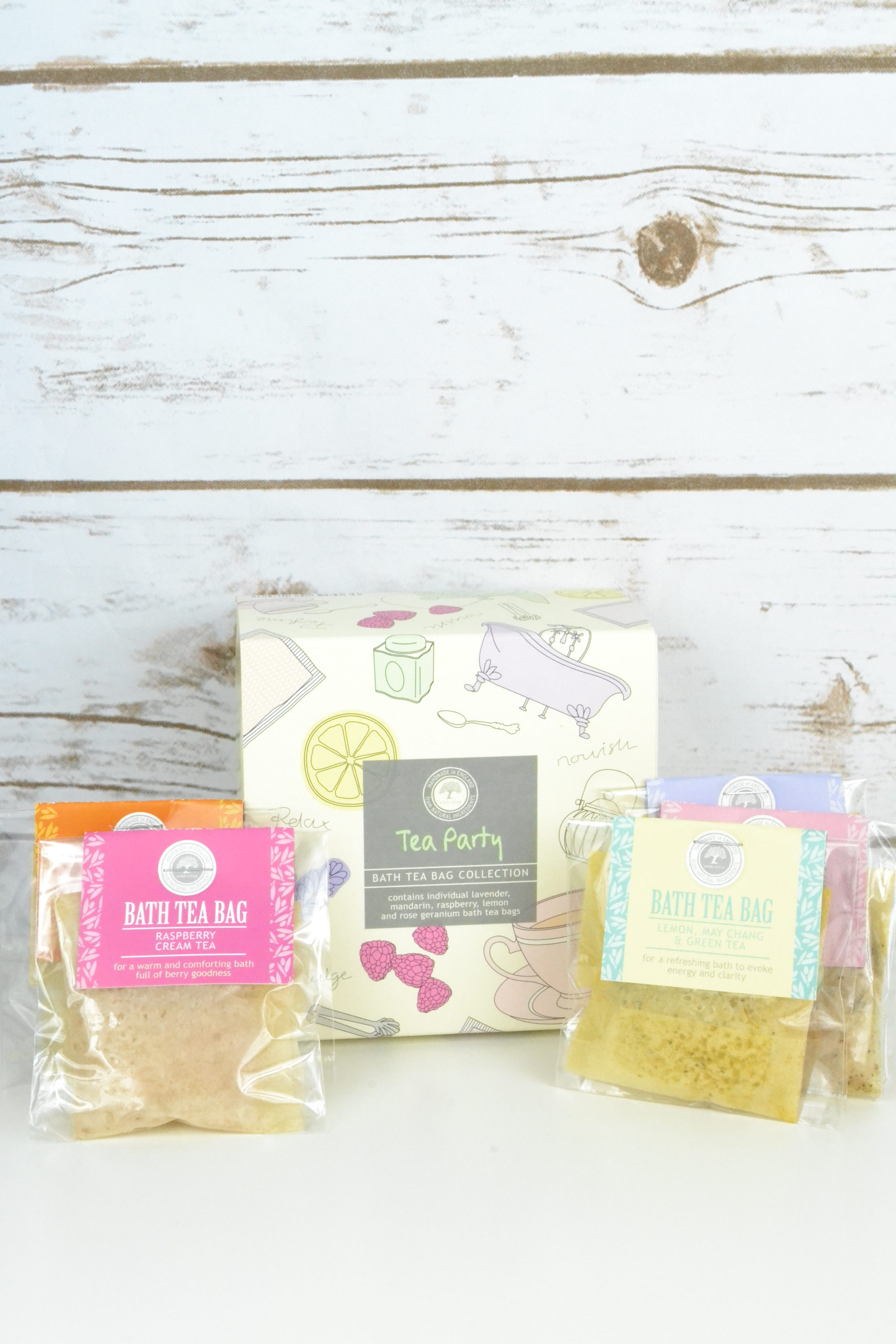 Wild Olive - Bath Salts Selection