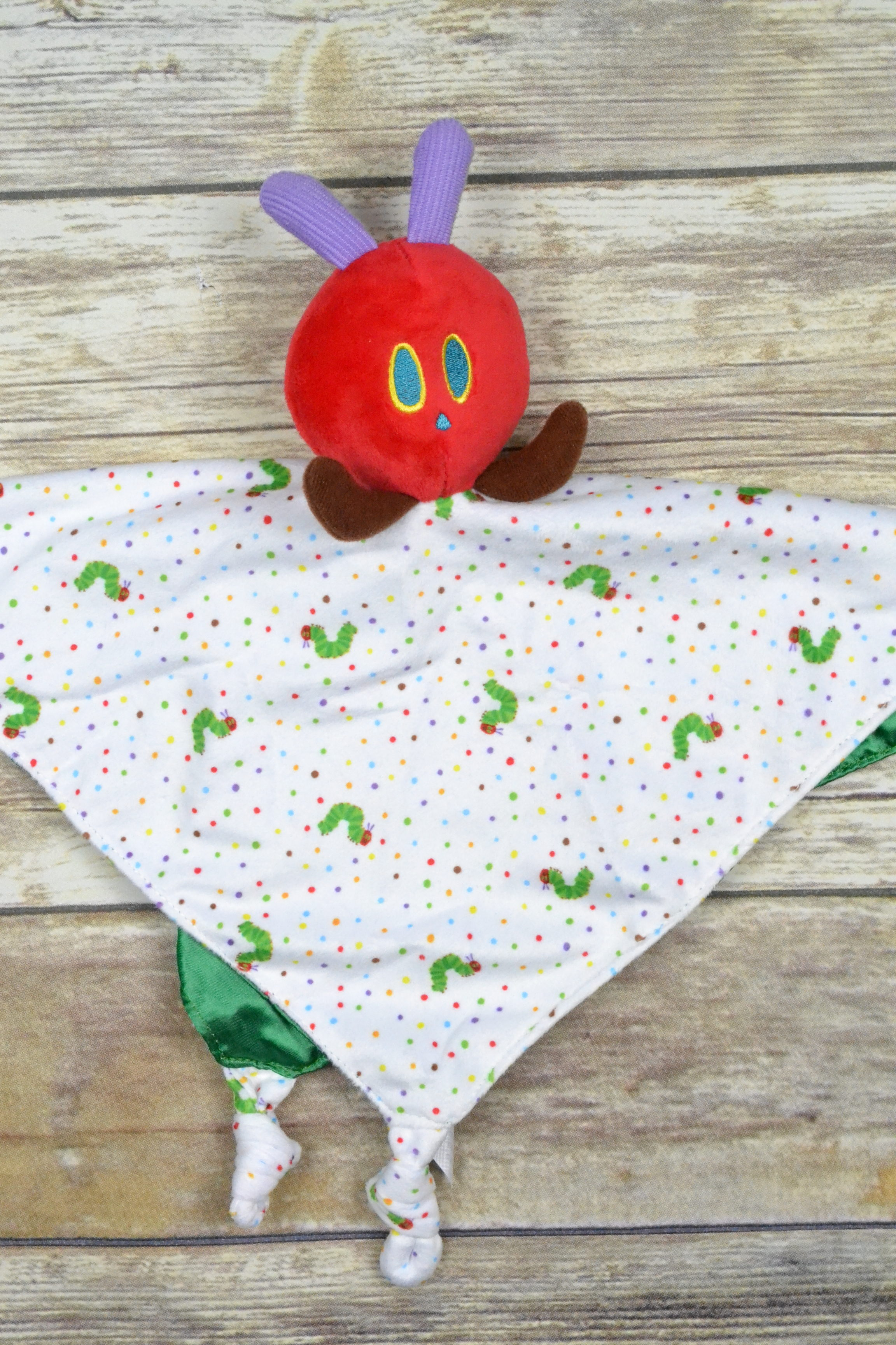 The Hungry Caterpillar Baby Comfort Blanket