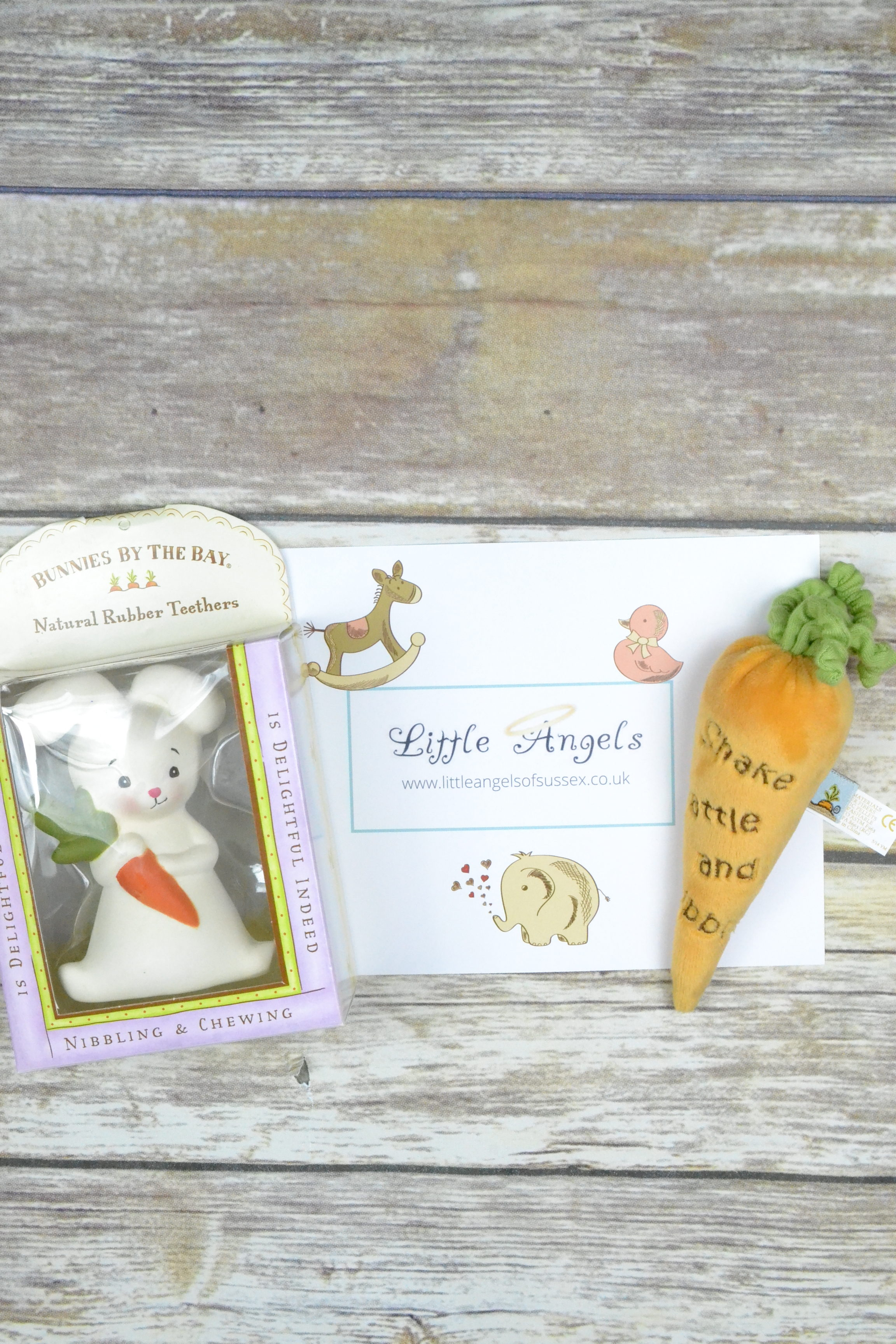 Bunnies By The Bay Baby Gift Box