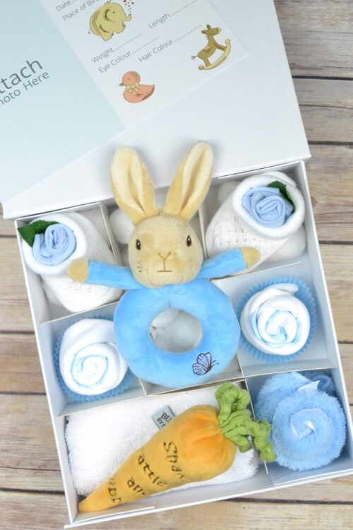 Peter Rabbit Baby Gift Box
