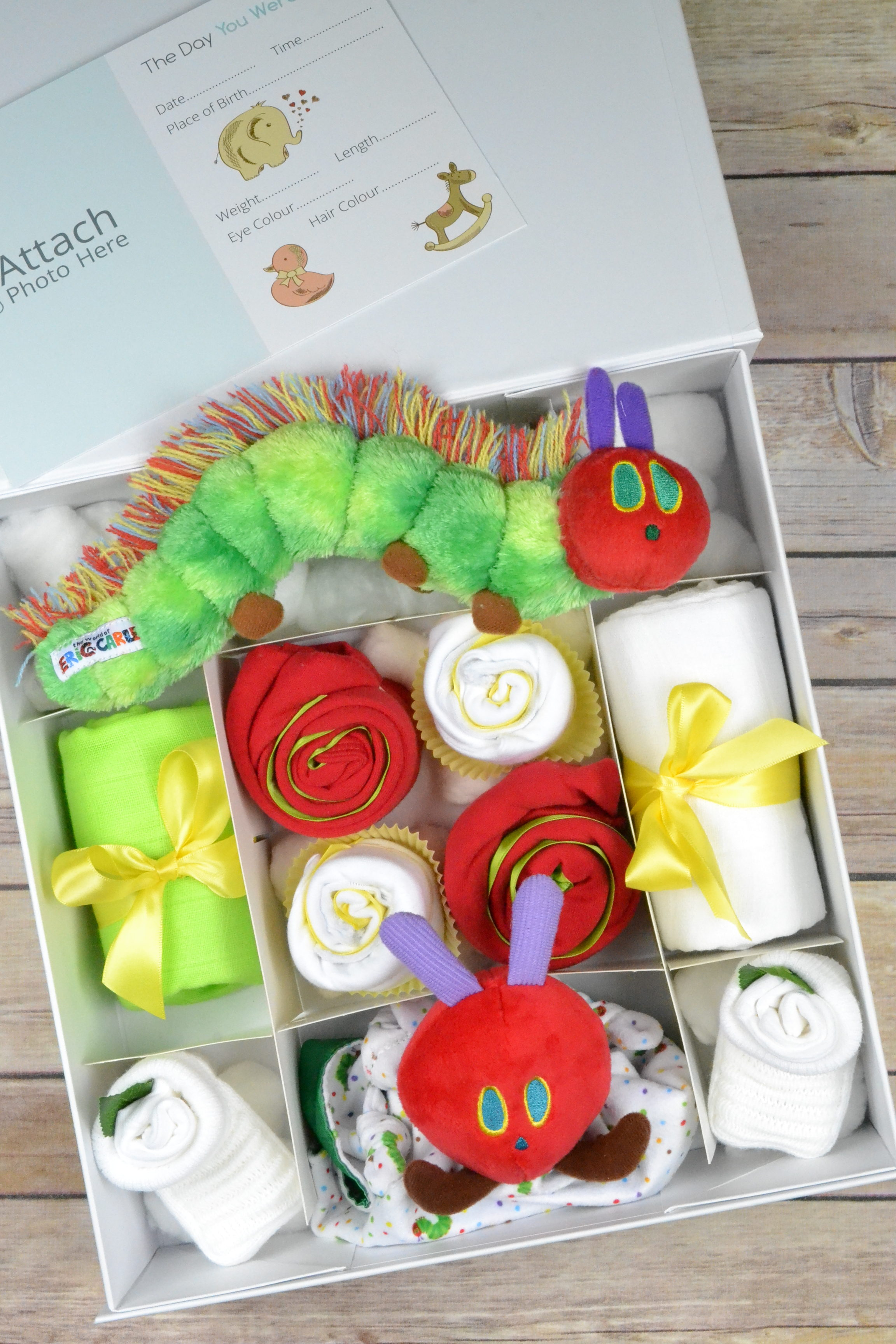The Hungry Caterpillar Baby Gift Box